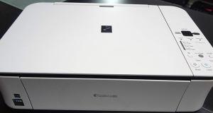 Драйвера для установки принтера canon mp250