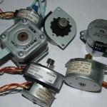 Двигатели от принтеров