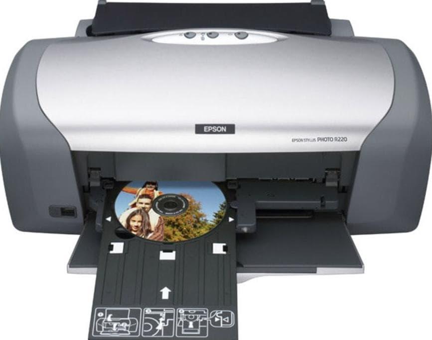 драйвера на принтер эпсон р220
