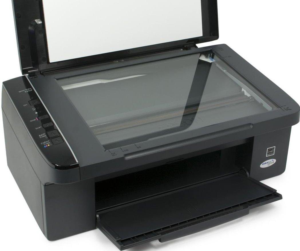 Обзор ультрабюджетного струйного мфу epson stylus tx117 принтеры.