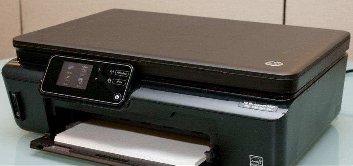Драйвер для принтера hp photosmart 5510 скачать