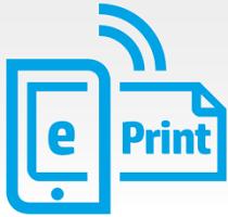 HP ePrint логотип