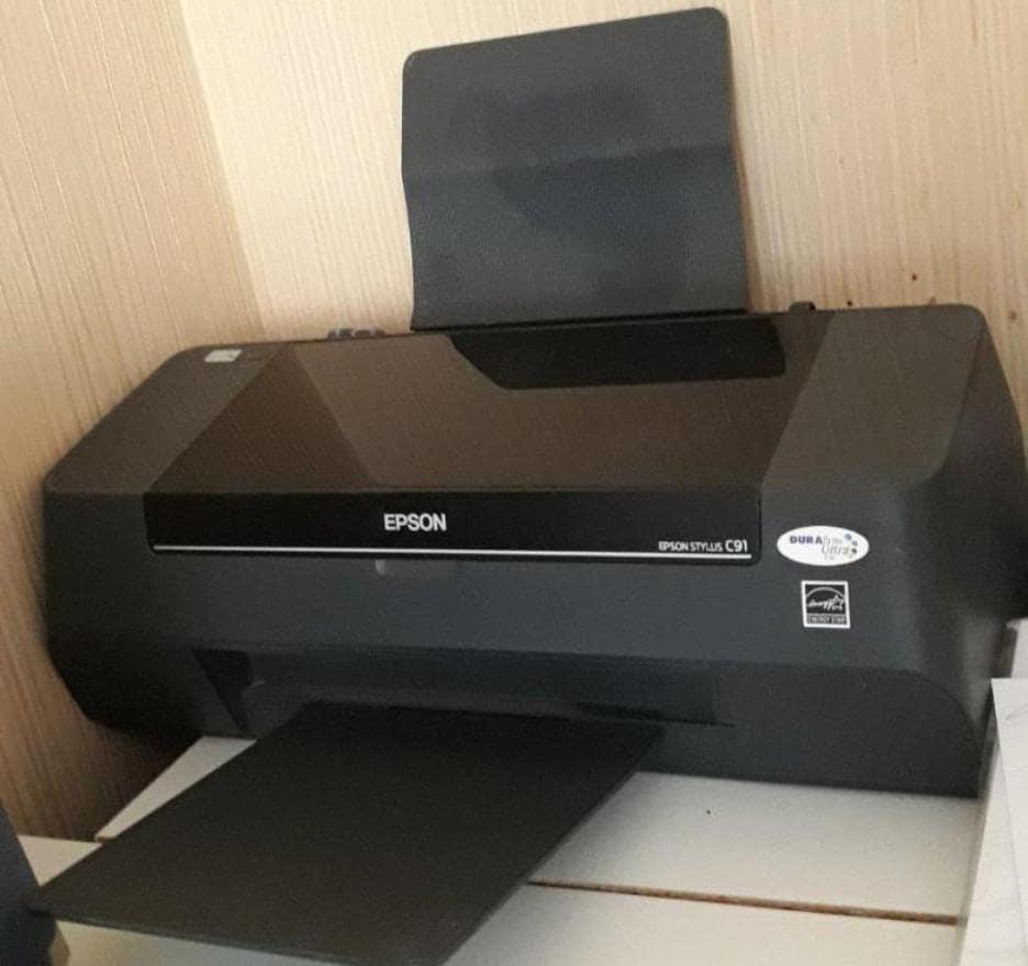 Драйвер для принтера epson c91 скачать бесплатно