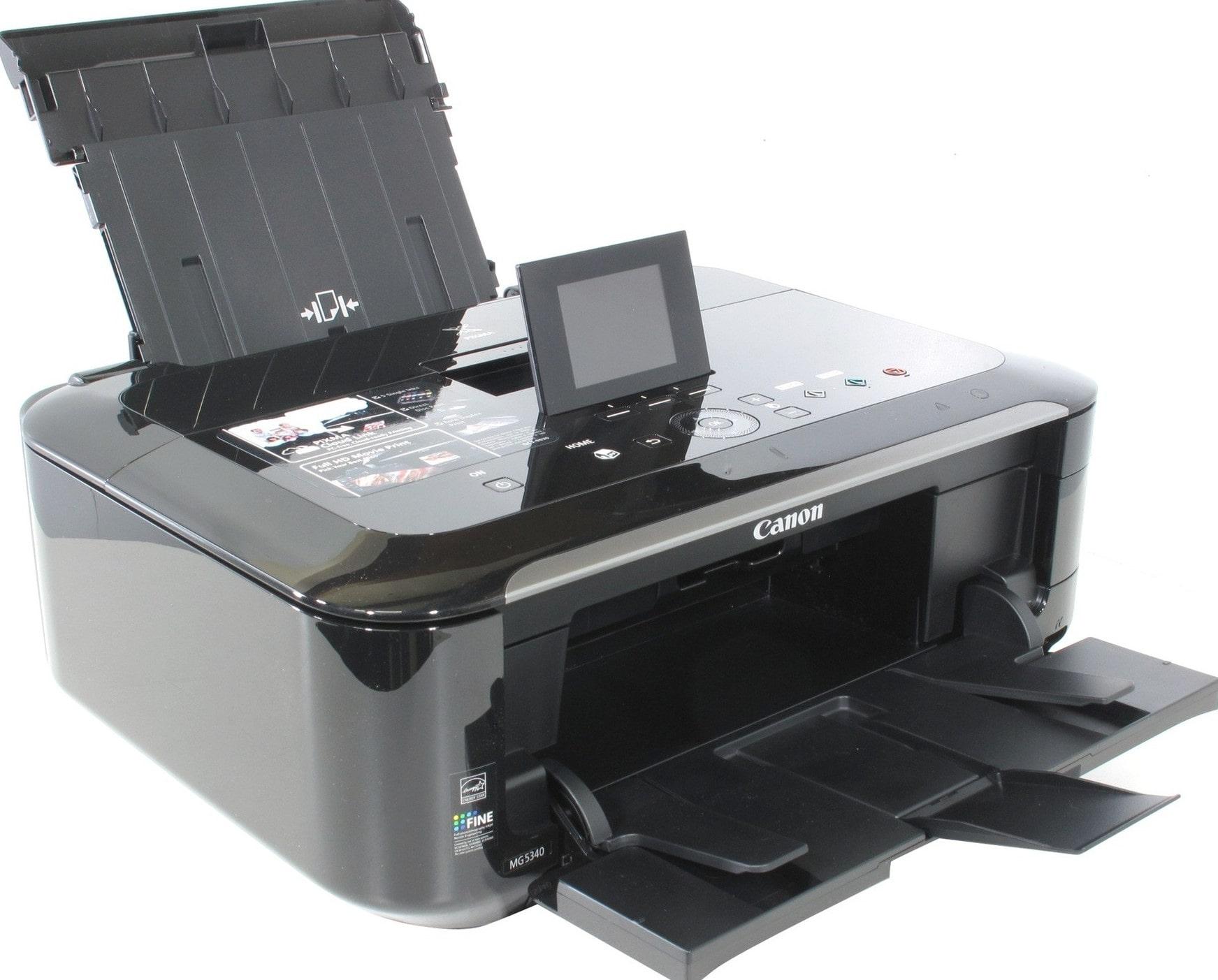 Скачать драйвер на принтер canon mg5340