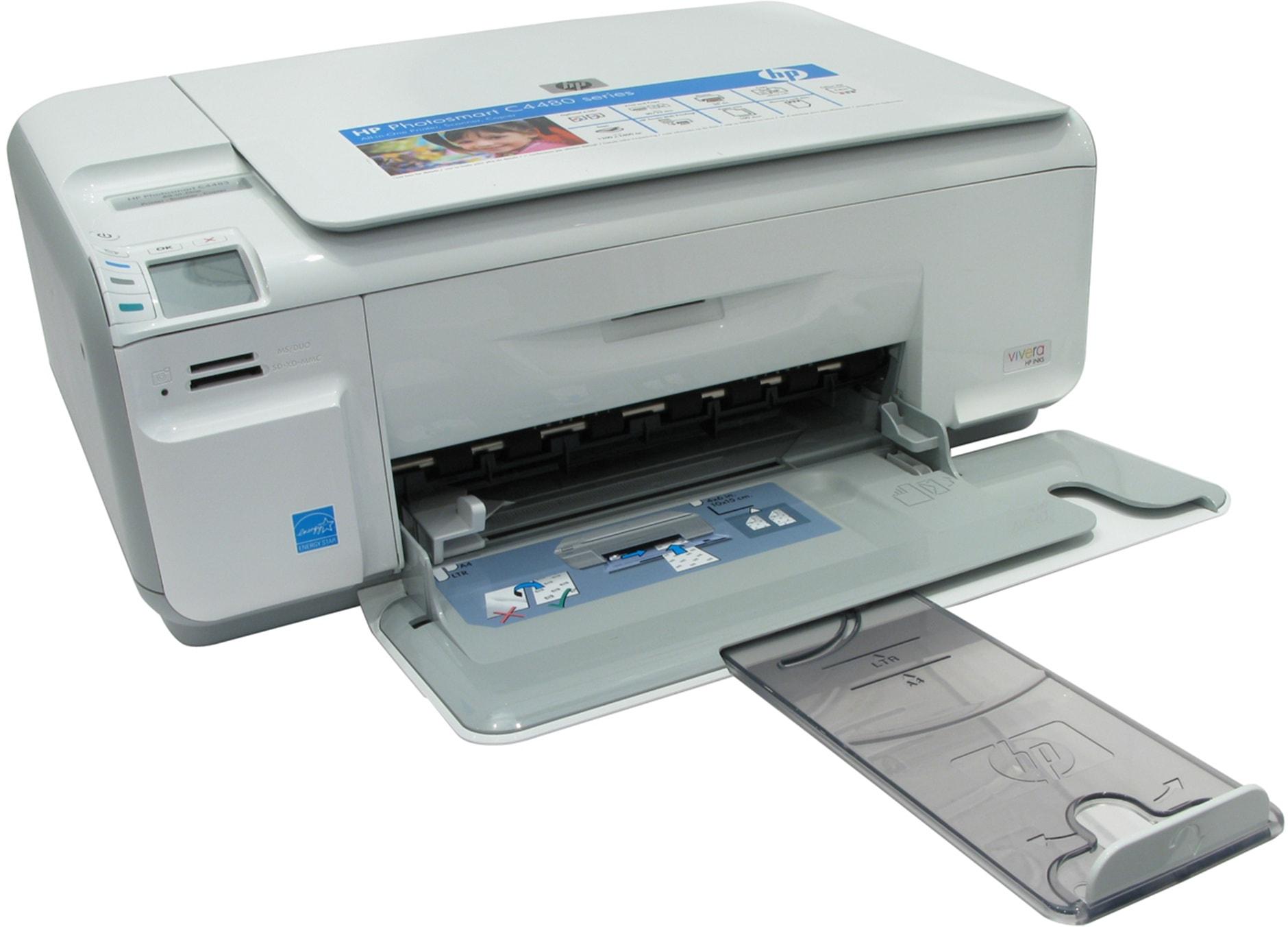 Скачать Бесплатно Драйвер Для Принтера Hp Photosmart C4483 - фото 2