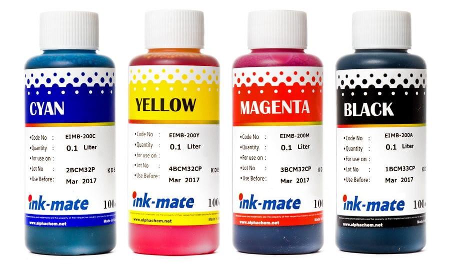 Краска для принтеров своими руками 912