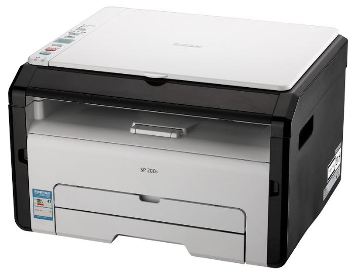 Принтер ricoh sp 100 инструкция