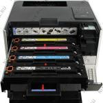Доступ к картриджам в Canon i-sensys LBP7110Cw