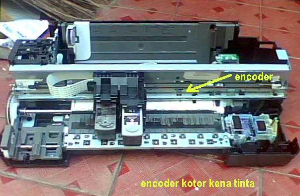 ллента энкодера принтера