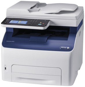Xerox WorkCentre 6027NI (Для увеличения нажать)