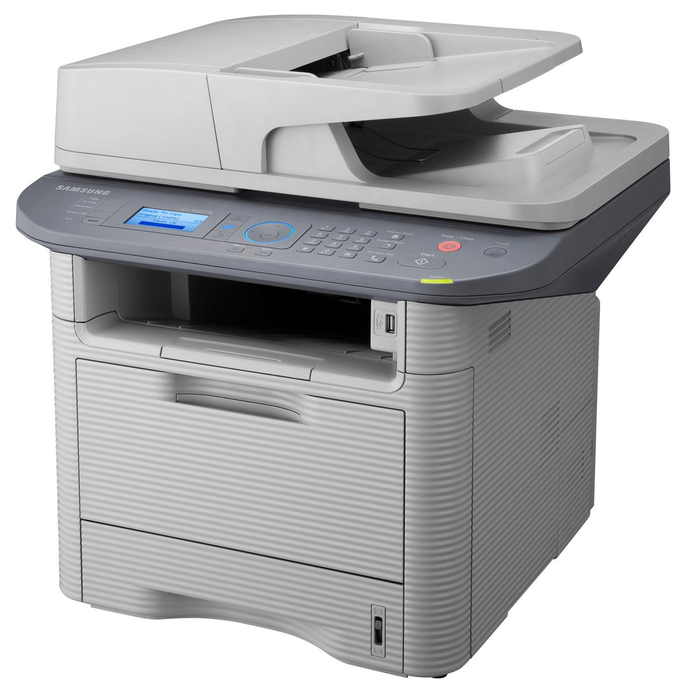 Скачать драйвер для принтера samsung scx 4833fr