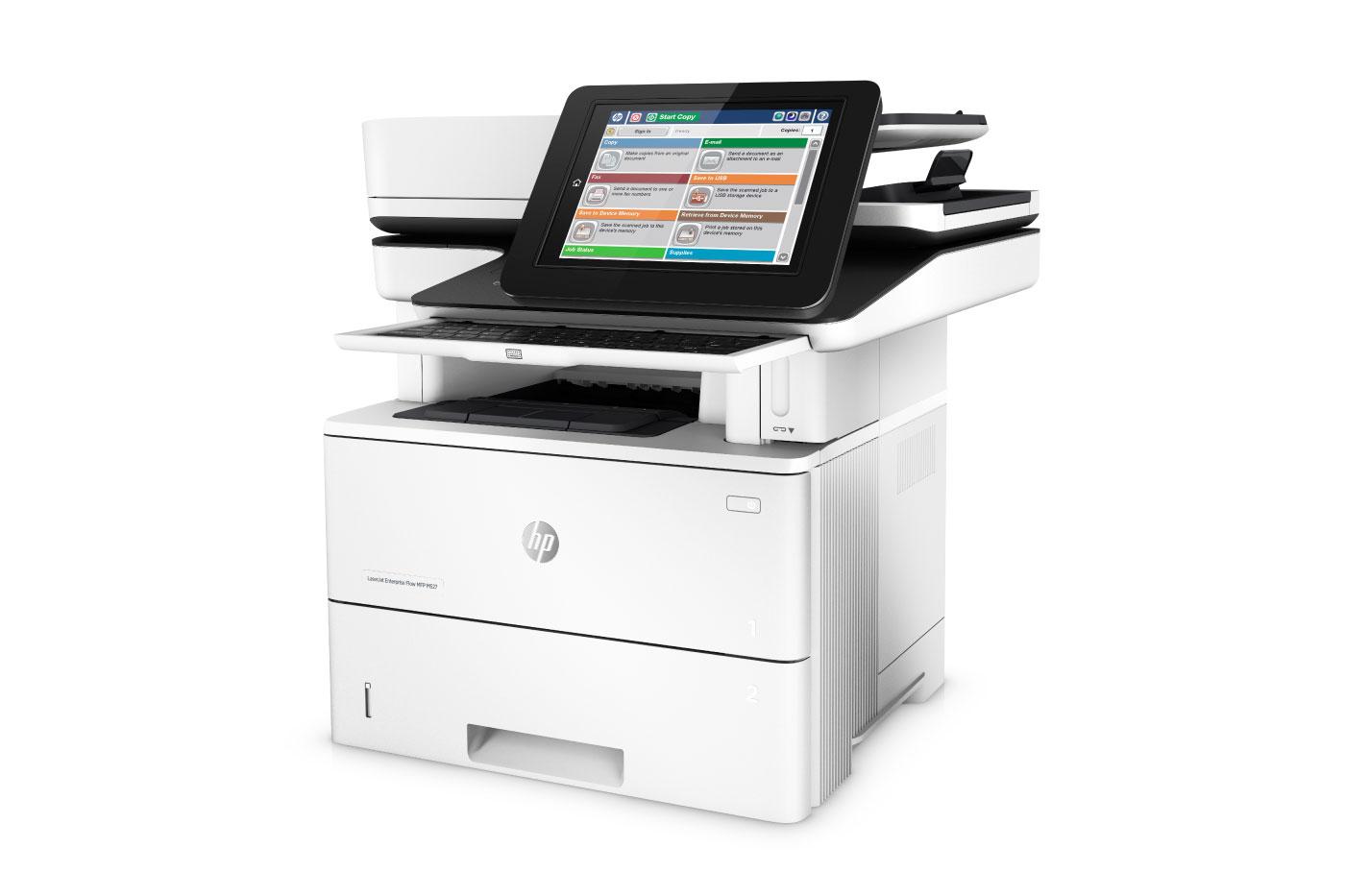 Hp M577 Printer Netgear Mps