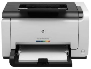 HP LaserJet Pro CP1025nw Color Printer Driver