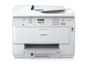 Epson WorkForce Pro WP-4533 Driver