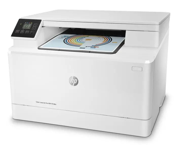 HP Color LaserJet Pro MFP M180n series Full Feature Software and Drivers
