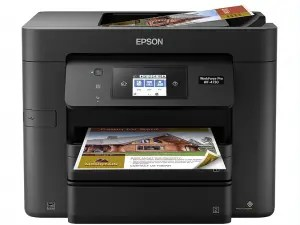 Epson WorkForce Pro WF-4730 Driver and Software for Windows and Mac