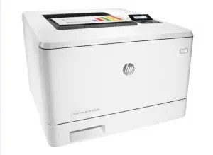 HP Color Laserjet M452dn Driver