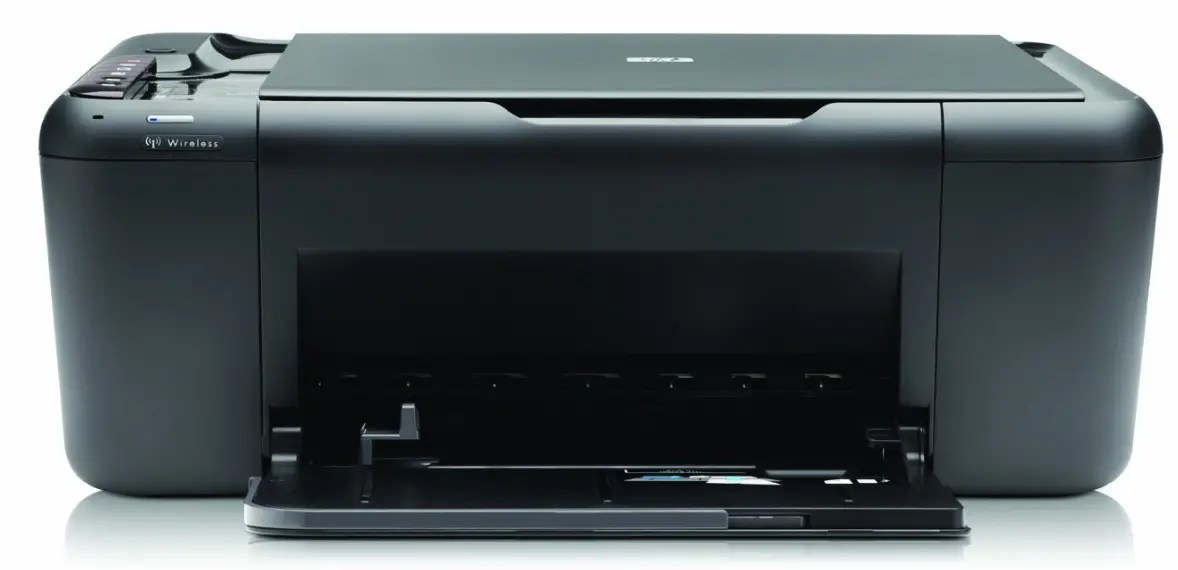 HP Deskjet F4580 All-in-One Driver and Software for Windows & Mac