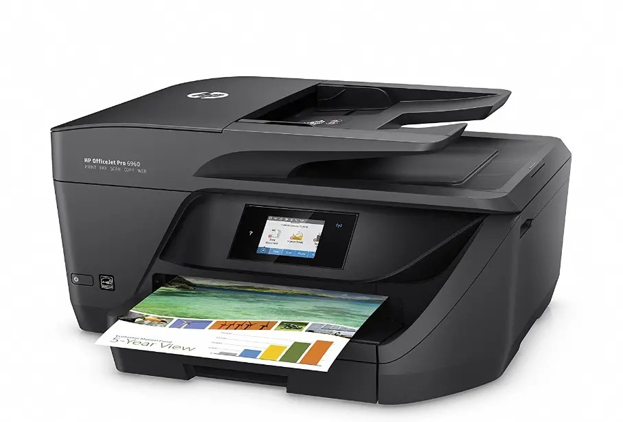 HP OfficeJet Pro 6960 Driver and Software for Windows & Mac