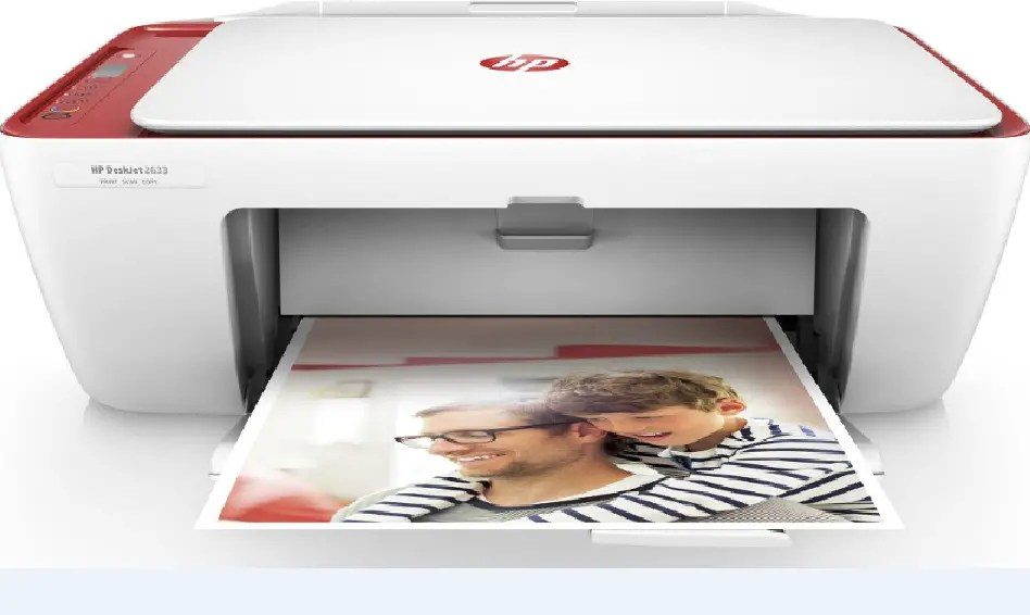 HP DESKJET 2600 Drivers and Software Printer series Full Feature