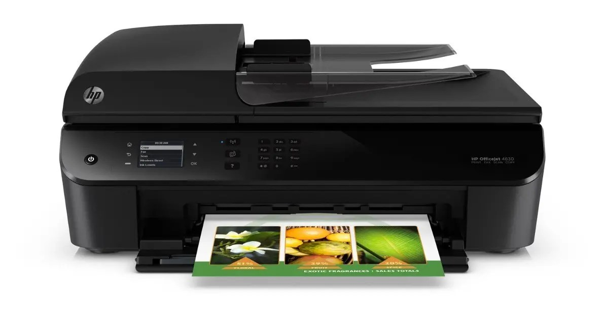 HP Officejet 4635 Driver Printer Download