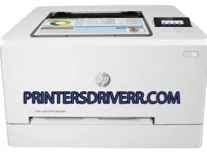 HP Color LaserJet Pro M254nw Driver Download