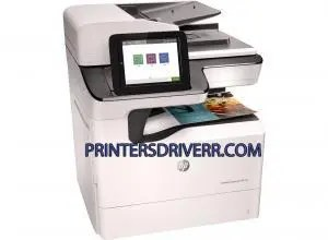 HP PageWide Enterprise Color MFP 780 Driver Download