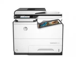 HP PageWide Managed P57750dw Driver Download