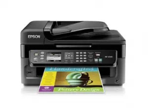 Epson WorkForce WF-2540 Driver Download|C11CC36201