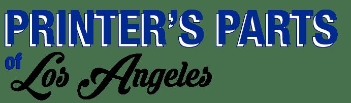 Printer's Parts of Los Angeles