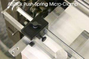 Push Spring Clamp