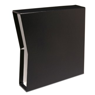 Black Oversize 1.5 Slipcase - empty