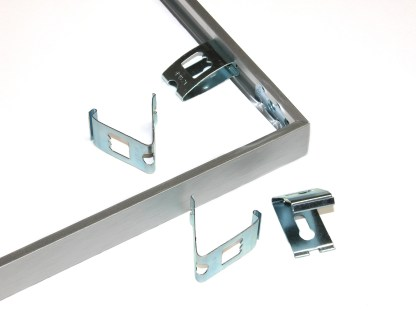 Galeria frames hardware