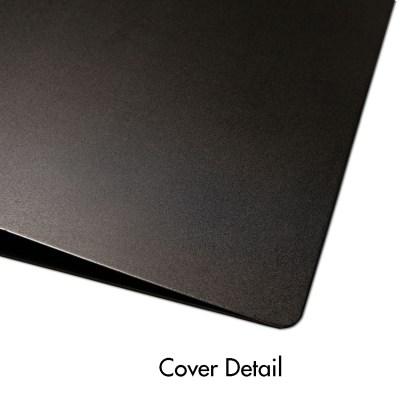 Zoomed corner of ARC album cover detail