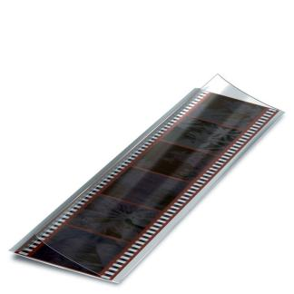 35mm FoldFlap polyester sleeve
