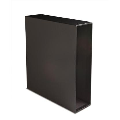 Slipcase shown empty