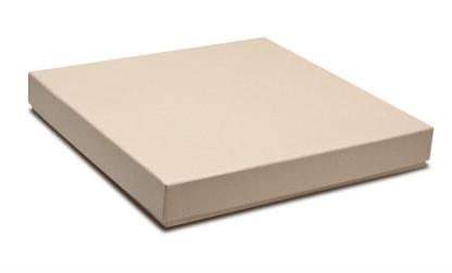 Kraft 12x12 press book box