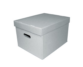 Record Storage Boxes