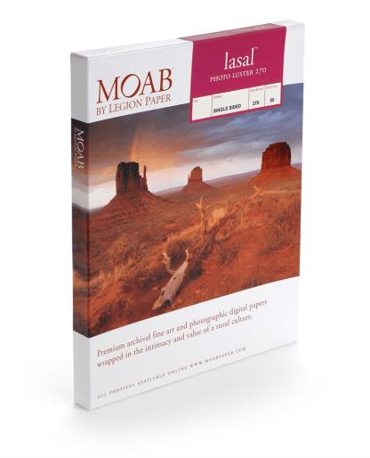 Moab Lasal Photo Luster 270