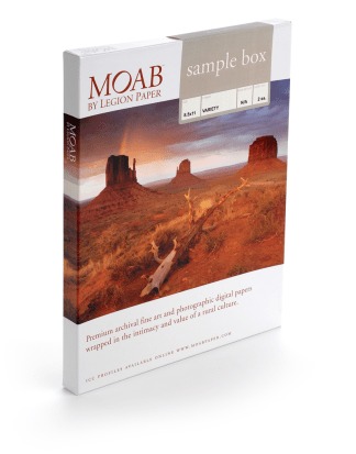 Moab Fine Art Photo Paper