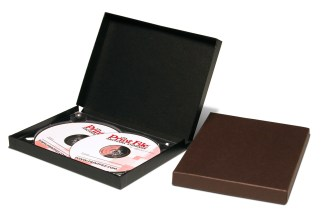 CD/DVD Clamshell Folio Boxes