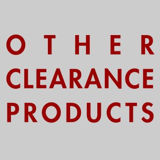 Miscellaneous Clearance