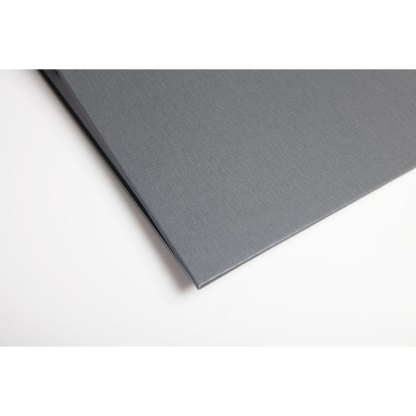 Gray oversized binder texture