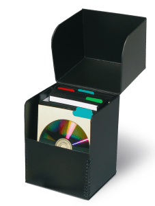 CD Flip-Top box