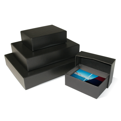 """Film boxes 2.5""""- group"""