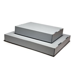 Acrylic Coated Archival Corrugated Boxes