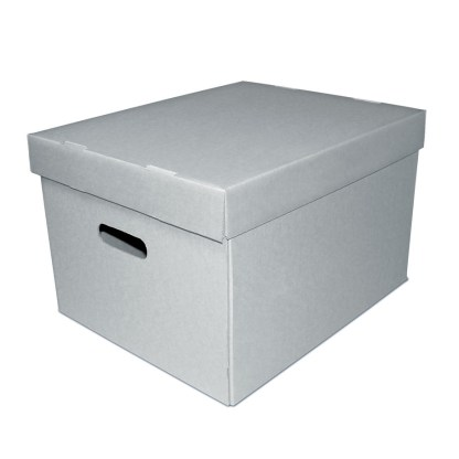 Records storage box