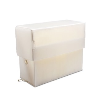 Poly corrugated Document Cases