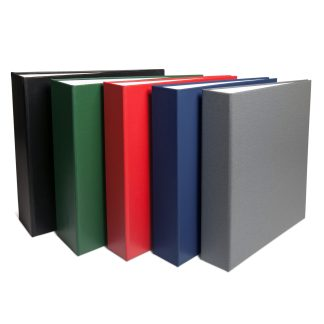 Oversized Binders & Slipcases
