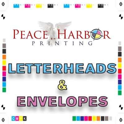 Letterheads & Envelopes